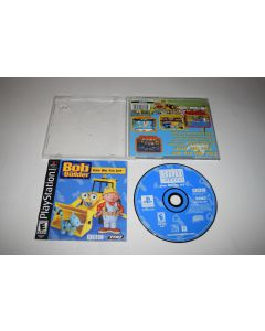 Bob the Builder Can We Fix It Playstation PS1 Video Game Complete