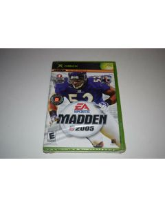 Madden NFL 2005 Microsoft Xbox Video Game New Sealed