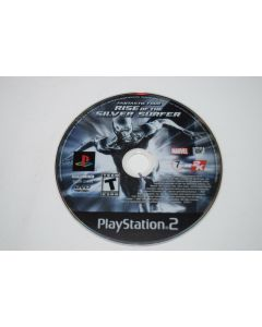 Fantastic 4 Rise of the Silver Surfer Playstation 2 PS2 Video Game Disc Only