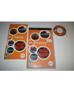 EA Replay Sony Playstation PSP Video Game Complete