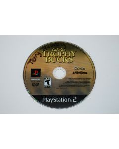 Cabela's Trophy Bucks Playstation 2 PS2 Video Game Disc Only