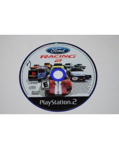 Ford Racing 2 Playstation 2 PS2 Video Game Disc Only
