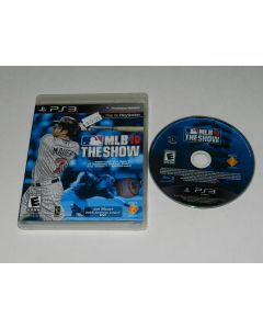 MLB 10 The Show Playstation 3 PS3 Game Disc w/ Case