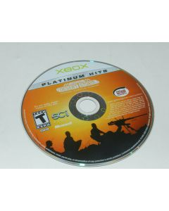 Conflict Desert Storm Microsoft Xbox Video Game Disc Only
