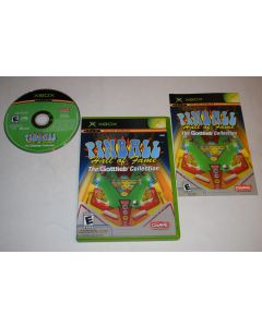 Pinball Hall of Fame Microsoft Xbox Video Game Complete