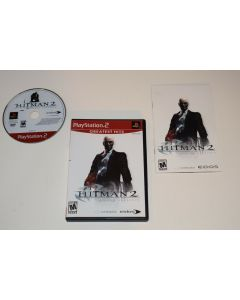 Hitman 2 Greatest Hits Playstation 2 PS2 Video Game Complete