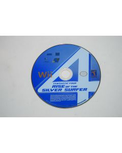 Fantastic 4 Rise of the Silver Surfer Nintendo Wii Video Game Disc Only