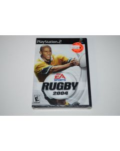 Rugby 2004 Playstation 2 PS2 Video Game New Sealed