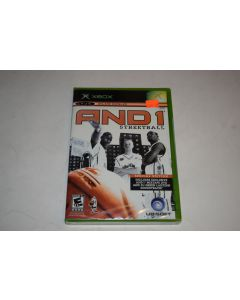 AND 1 Streetball Special Soundtrack Edition Microsoft Xbox Video Game New Sealed