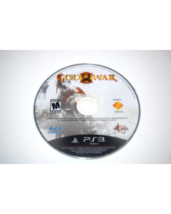 God of War III Playstation 3 PS3 Video Game Disc Only