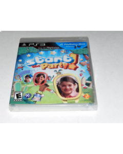 Start the Party Playstation 3 PS3 Video Game New Sealed