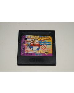 Desert Speedtrap Road Runner & Wile E. Coyote Sega Game Gear Video Game Cart
