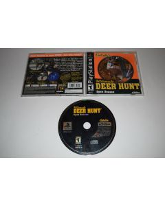 Cabela's Ultimate Deer Hunt Playstation PS1 Video Game Complete
