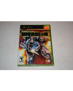Robotech Invasion Microsoft Xbox Video Game New Sealed