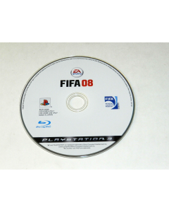 FIFA 08 Playstation 3 PS3 Video Game Disc Only