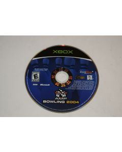 AMF Bowling Microsoft Xbox Video Game Disc Only