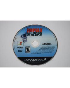 Rapala Pro Bass Fishing 2010 Playstation 2 PS2 Video Game Disc Only