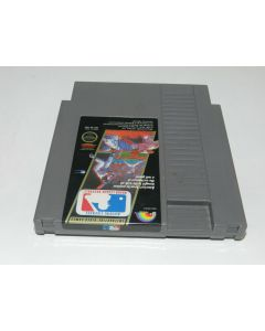 Major League Baseball Nintendo NES Video Game Cart