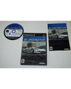 Supercar Street Challenge Playstation 2 PS2 Video Game Complete