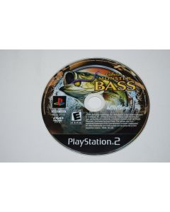 Cabela's Monster Bass Playstation 2 PS2 Video Game Disc Only