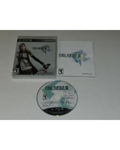 Final Fantasy XIII Playstation 3 PS3 Video Game Complete
