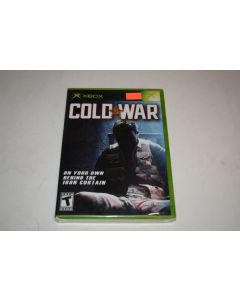 Cold War Microsoft Xbox Video Game New Sealed