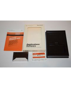 Personal Financial Aids TI-99/4a Computer Program Cassette Complete in Box
