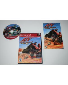 ATV Offroad Fury Greatest Hits Playstation 2 PS2 Video Game Complete
