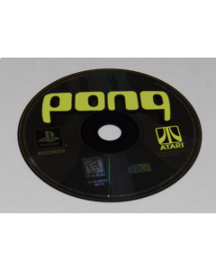 Pong The Next Level Playstation PS1 Video Game Disc Only