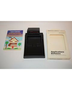 Household Budget Management TI-99/4a Computer Program Cartridge Complete in Box