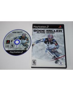Bode Miller Alpine SkiingPlaystation 2 PS2 Game Disc w/ Case