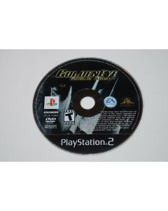 007 GoldenEye Rogue Agent Playstation 2 PS2 Video Game Disc Only
