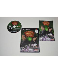 World Championship Poker All In Playstation 2 PS2 Video Game Complete