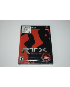 RTX Red Rock Playstation 2 PS2 Video Game New Sealed