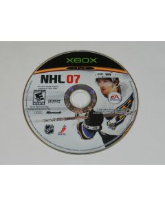 NHL 07 Microsoft Xbox Video Game Disc Only