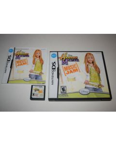 Hannah Montana Music Jam Nintendo DS Video Game Complete