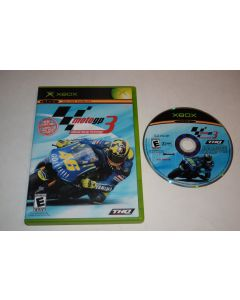 MotoGP Ultimate Racing Technology 3 Microsoft Xbox Game Disc w/ Case