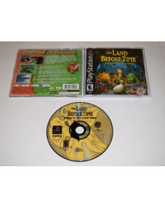 Land Before Time Return the Great Valley Playstation PS1 Video Game Complete