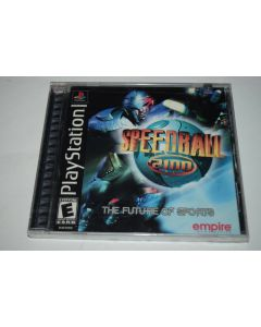 Speedball 2100 Playstation PS1 Video Game New Sealed
