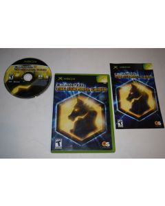 Classified The Sentinel Crisis Microsoft Xbox Video Game Complete