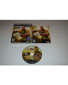 UFC Undisputed 2010 Playstation 3 PS3 Video Game Complete