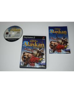 Cabela's Alaskan Adventures Playstation 2 PS2 Video Game Complete