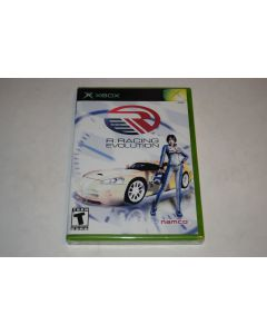 R Racing Evolution Microsoft Xbox Video Game New Sealed