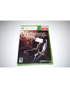 Venetica Microsoft Xbox 360 Video Game New Sealed