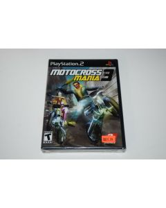 Motocross Mania 3 Playstation 2 PS2 Video Game New Sealed