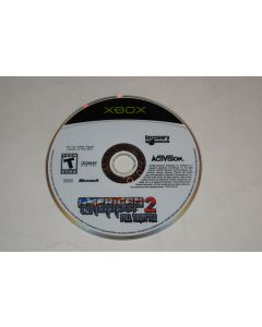 American Chopper 2 Full Throttle Microsoft Xbox Video Game Disc Only