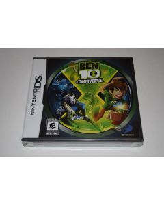 Ben 10 Omniverse Nintendo DS Video Game New Sealed
