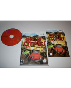 Offroad Extreme Special Edition Nintendo Wii Video Game Complete