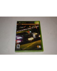 Corvette Microsoft Xbox Video Game New Sealed