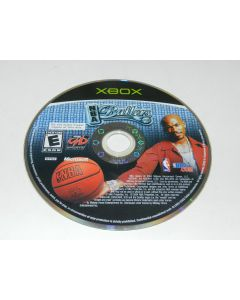 NBA Ballers Microsoft Xbox Video Game Disc Only